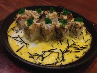 Foto - Makanan(Grilled Unagi Mentai Cheese) di Seigo oleh Reymond Kukus