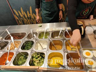 Foto 4 - Makanan(Pilihan Topping) di Klean Bowl oleh JC Wen