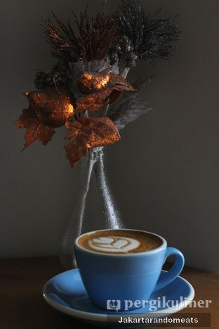 Foto 1 - Makanan di Workroom Coffee oleh Jakartarandomeats