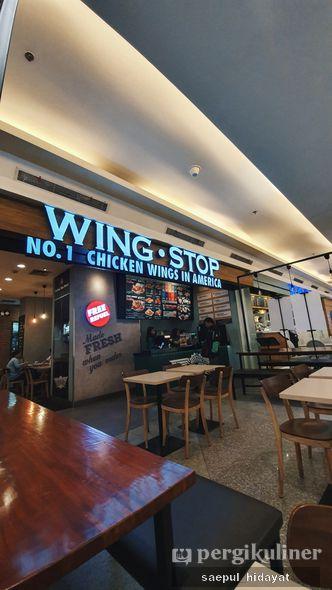 Foto Eksterior di Wingstop