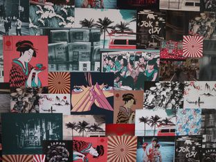 Foto 6 - Interior di Fuku Japanese Kitchen & Cafe oleh Tastylicious.id