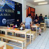 Foto Area Makan di Bakso Malang Subur by Toeman