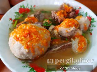 Foto 2 - Makanan di Bakso Wong Wonogiri oleh EATIMOLOGY Rafika & Alfin