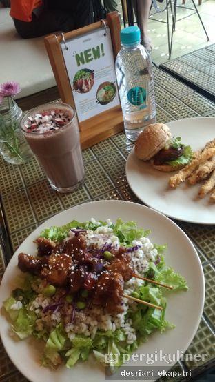 Foto 4 - Makanan di Burgreens Express oleh Desriani Ekaputri (@rian_ry)