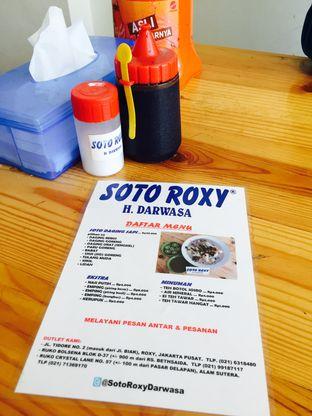 Foto 1 - Menu di Soto Roxy H. Darwasa oleh Yolla Fauzia Nuraini