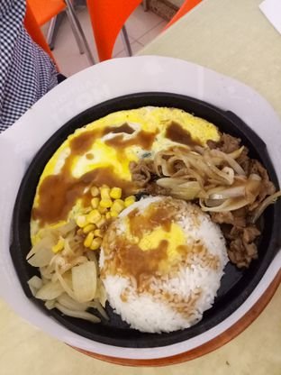 Foto 1 - Makanan(beef bbq) di CesCes Hot Plate oleh Ratu Aghnia