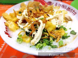 Foto 6 - Makanan di Bubur Ayam Tangki 18 Aguan oleh Fransiscus