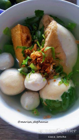 Foto review Ahan Bakso Ikan Telur Asin oleh Marisa @marisa_stephanie 6