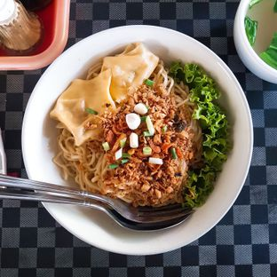 Foto review Pangsit Mie Ayam Simpang Super oleh El Yudith 2