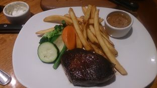 Foto - Makanan di Outback Steakhouse oleh andre kuncoro triraharjo