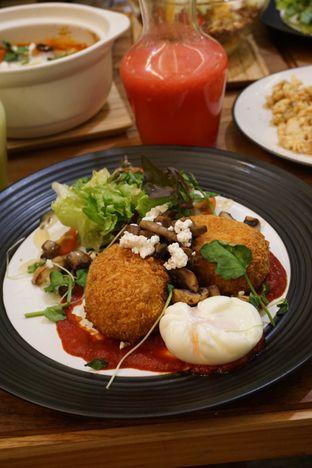 Foto 1 - Makanan di Kafe Hanara oleh kayanyaenak