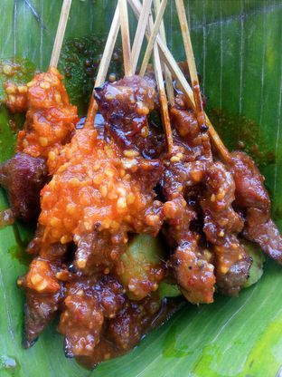 Foto 2 - Makanan(Sate Ayam) di Sate Jando oleh Novita Purnamasari