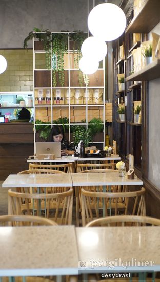 Foto review Burgreens Eatery oleh Desy Mustika 7