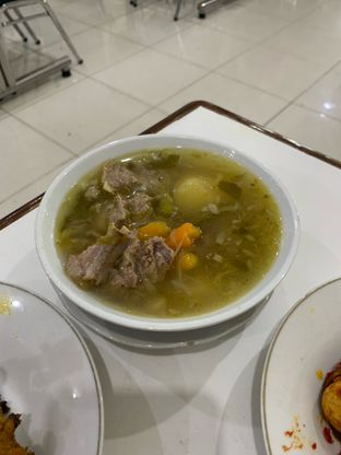 Foto 1 - Makanan di RM Sinar Minang oleh Wawa   IG : @foodwaw