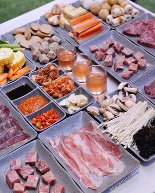 Foto 6 - Makanan di Saranghaeyo BBQ oleh Eat and Leisure
