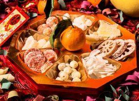 "8 Kuliner dalam ""The Tray of Togetherness"" khas Imlek"