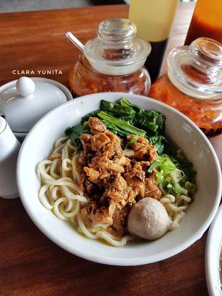 Foto review Bakso So'un & Mie Ayam TTD.47 oleh Clara Yunita 3