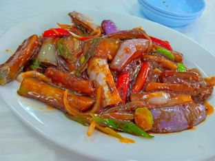 Foto review Sentosa Seafood oleh Jocelin Muliawan 1