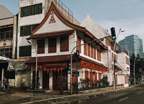 10 Cafe Vintage di Jakarta, Bikin Kamu Nostalgia Zaman Dulu