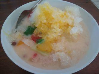 Foto Makanan di Es Teler Pacar Keling & Bakso Pak No