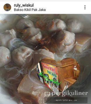 Foto 2 - Makanan di Bakso Kikil Pak Jaka oleh Ruly Wiskul