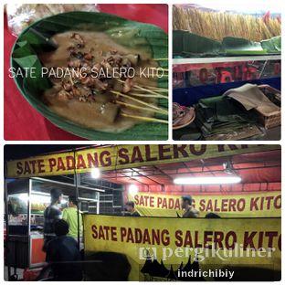 Foto 1 - Makanan di Sate Padang Salero Kito oleh Chibiy Chibiy