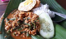Nasi Pecel Nyamleng