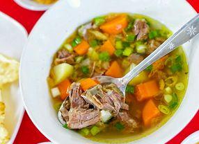Dapatkan 7 Manfaat Menyantap Sup Bagi Kesehatan Tubuh