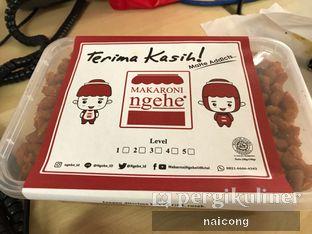 Foto 1 - Makanan di Makaroni Ngehe oleh Icong