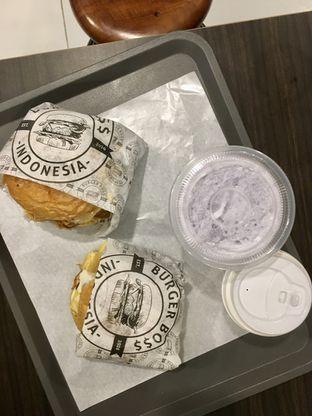 Foto 14 - Makanan di Burger Boss oleh Prido ZH