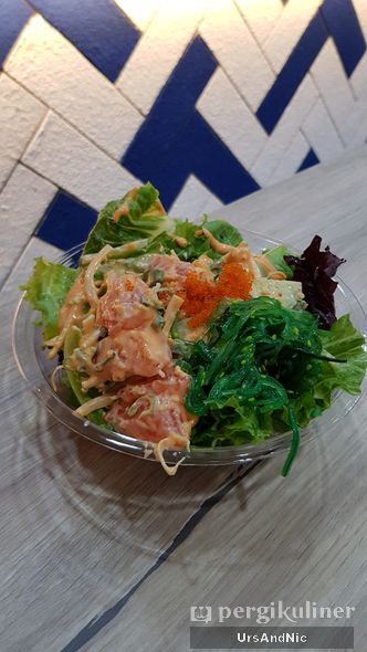 Foto Makanan di Spinfish Poke House
