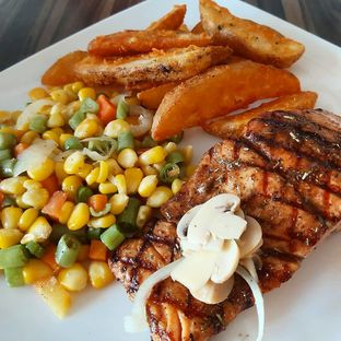 Foto 2 - Makanan di Steak 21 oleh denise elysia