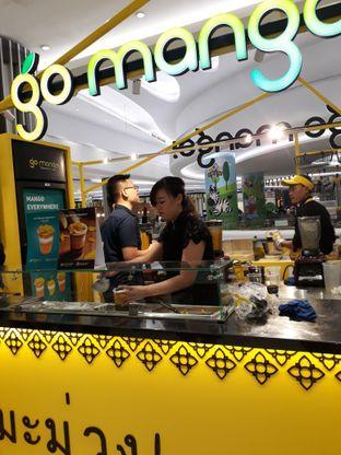 Foto review Go Mango! oleh nita febriani 3