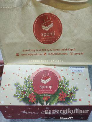 Foto 5 - Makanan di Sponji Traditional Spongecake oleh Nana (IG: @foodlover_gallery)