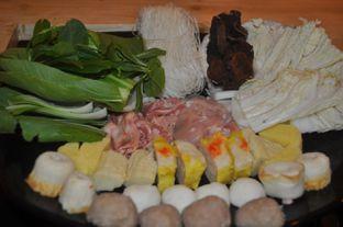 Foto 2 - Makanan(Shabu reguler soun) di Omoshiroi Shabu & Grill oleh Ananda Rizki