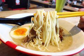 Foto Universal Noodle Ichiro Chazuke Ramen Market