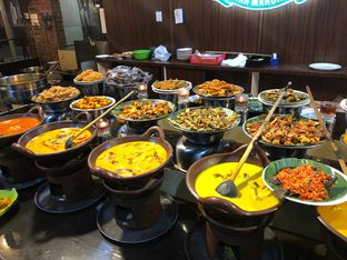 Foto 3 - Makanan di Kedai Sutan Mangkuto oleh Jeljel
