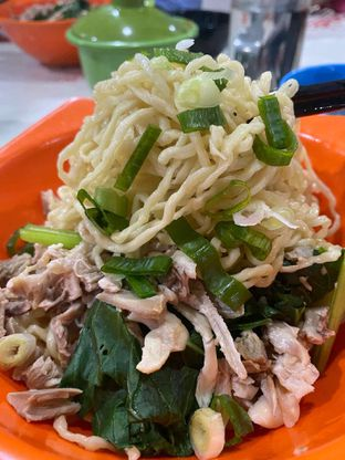 Foto 1 - Makanan di Mie Ayam Uban oleh Riani Rin