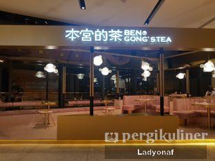 Foto 3 - Interior di Ben Gong's Tea oleh Ladyonaf @placetogoandeat