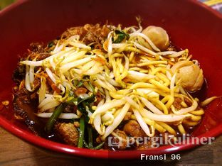 Foto 4 - Makanan di Mie Kangkung Berkat oleh Fransiscus
