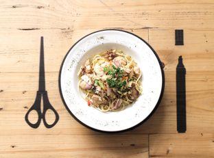Foto 2 - Makanan(spaghetti) di Cupola oleh Zaky Bangun