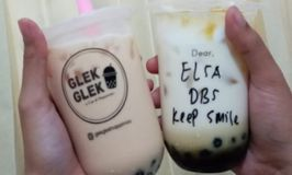 Glek Glek Thai Tea