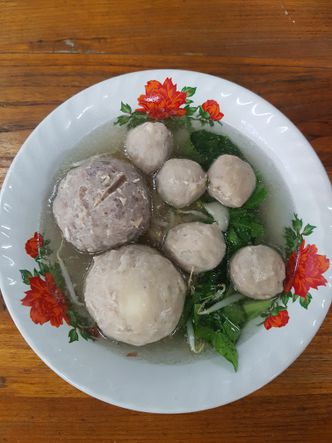 Foto Makanan di Bakso Wong Wonogiri