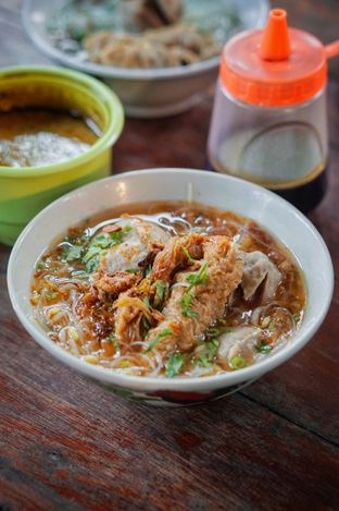 Foto - Makanan di Bakso Gulung Bragi oleh Dony Jevindo @TheFoodSnap