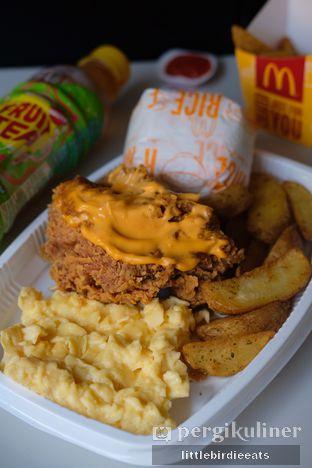 Foto review McDonald's oleh EATBITESNAP // Tiffany Putri 9