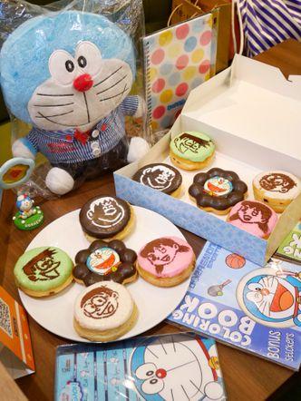 Foto Makanan di Mister Donut