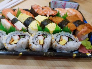 Foto review AEON Sushi Dash & Go oleh Arif Hifzul 1