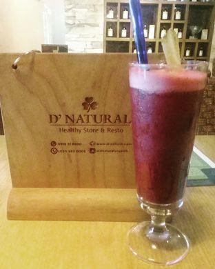 Foto 2 - Makanan di D'Natural Healthy Store & Resto oleh lisa hwan