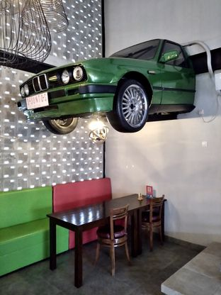 Foto review D'Juntos Coffee n' Kitchen oleh Prido ZH 9