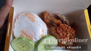 Foto 2 - Makanan di Geprek Bensu oleh Desriani Ekaputri (@rian_ry)
